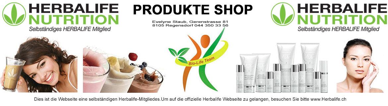 Herbalife-Produkte zum Abnehmen von Protein-Shakes